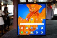 Xiaomi Bikin Ponsel Layar Lipat Mirip Huawei Mate Xs?