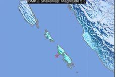 Gempa Hari Ini: Lindu Susulan di Mentawai Capai 41 Kali