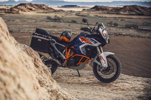 KTM 1290 Super Adventure R 2021 Resmi Meluncur