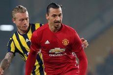 Fenerbahce Taklukkan Manchester United di Istanbul