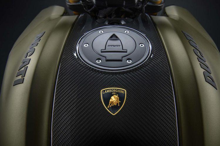 Ducati Diavel 1260 Lamborghini