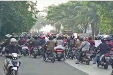 Pemeriksaan STRP di Jalan Daan Mogot Km 11 Baru Dimulai Pukul 10.00 WIB