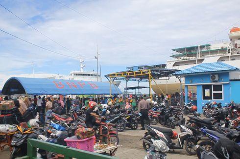 Agen Tiket di Pelabuhan Nusantara Parepare Ikut Terdampak Gangguan Jaringan Internet