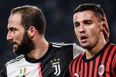 Jelang Liga Italia Bergulir, Gonzalo Higuain Kena Sial