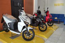 Semua Motor yang Dijual di Indonesia Harus Bertenaga Listrik pada 2040