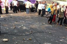 Polisi Sita Senjata Tajam dari Demo Rusuh FPI