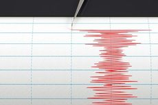 Gempa Hari Ini: M 5, 1 di Manado, Tak Berpotensi Tsunami