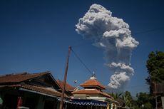 Obyek Wisata di Sekitar Gunung Merapi Kembali Ditutup