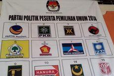 Survei: PDI-P dan Golkar Rajai Pemilu Legislatif