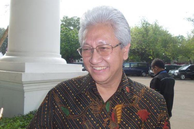 Kepala Sekretariat Presiden Darmansjah Djumala.