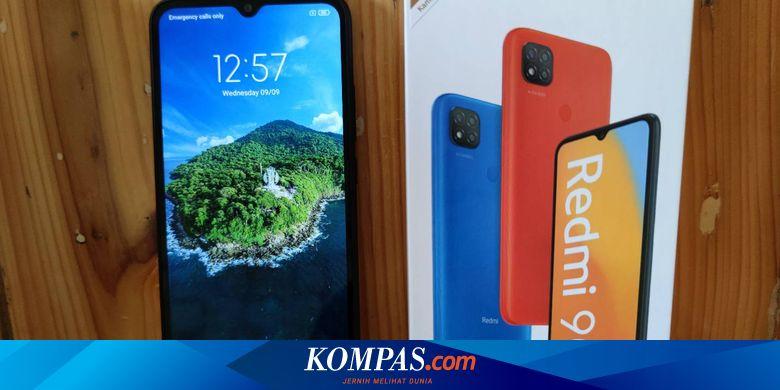 Spesifikasi dan Harga Xiaomi Redmi 9C di Indonesia - Tekno Kompas.com
