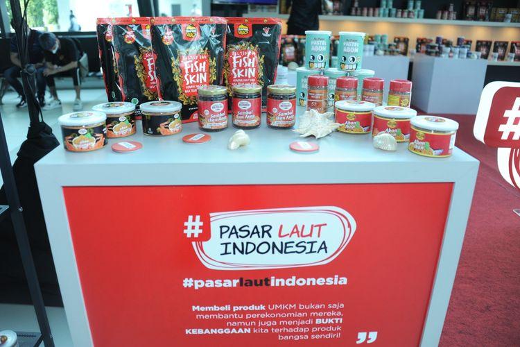 Pasar Laut Indonesia