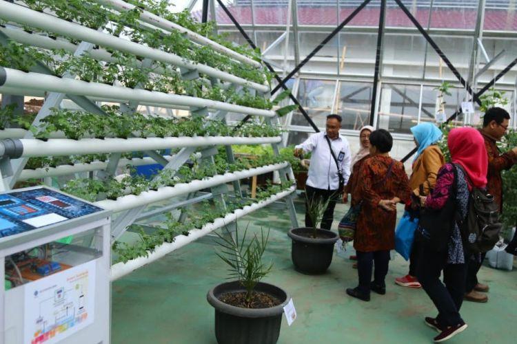 Melalui pelatihan vokasi di bidang agribisnis, pemerintah mendorong peningkatan kompetensi tenaga kerja untuk menciptakan wirausaha mandiri di bidang tersebut.