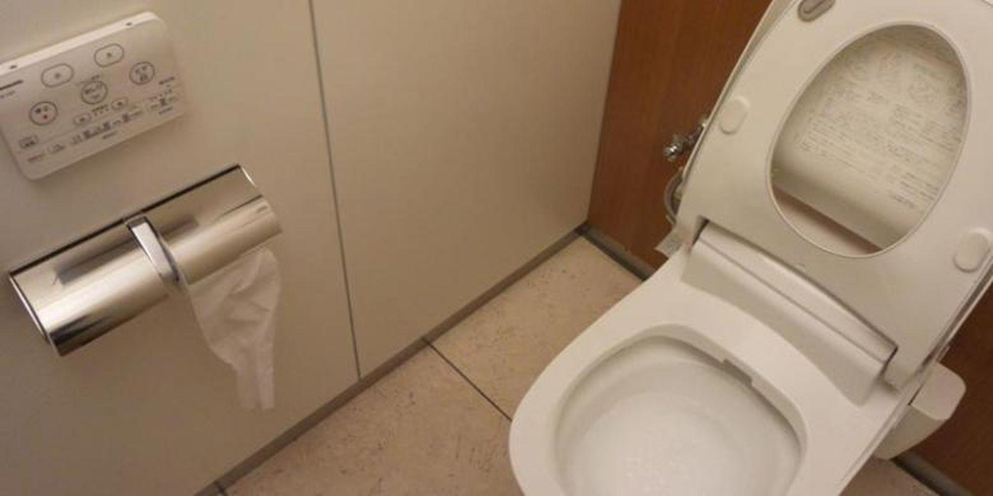 Rumitnya Menggunakan Toilet di Jepang
