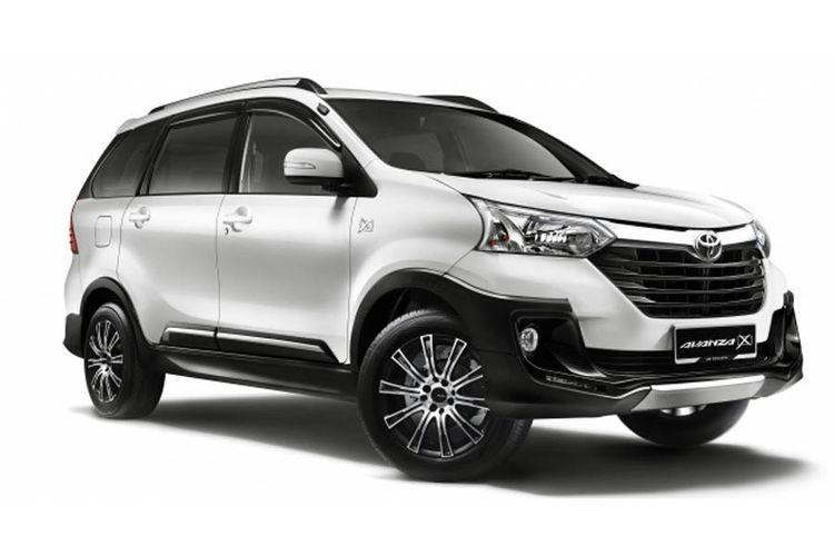Avanza X bergaya SUV, dijual Toyota di Malaysia.