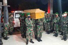 4 Jenazah Personel TNI yang Gugur di Maybrat Diterbangkan ke Kampung Halaman Siang Ini