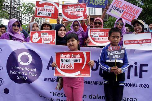 Kementerian PPPA Terapkan Sejumlah Strategi Turunkan Angka Perkawinan Anak Indonesia