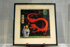Pecahkan Rekor, Lukisan Kartun Tintin Terjual Rp 66 Miliar