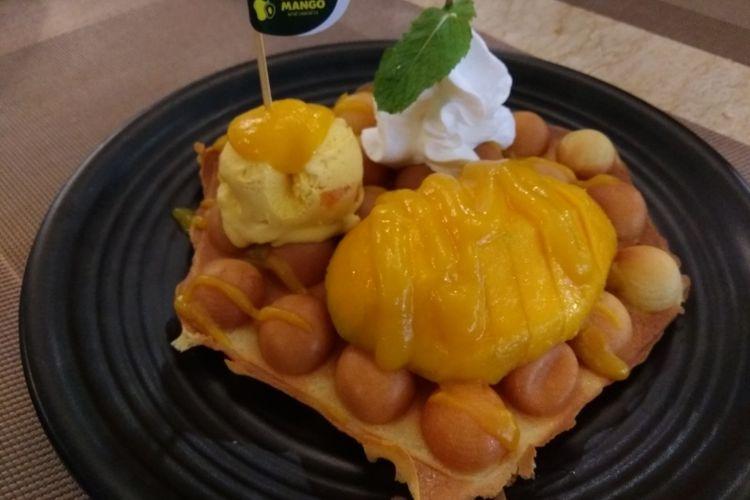 Tak Hanya Jus Ada 9 Dessert Serba Mangga Di Gerai Mango Mango