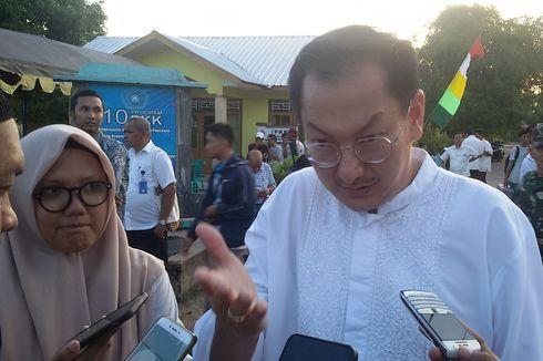 Mengaku Diajak Ahok, Wakil Bupati Belitung Pindah ke PDI-P
