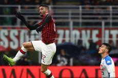 Jadwal Liga Italia Malam ini, Grande Partita Napoli Vs AC Milan