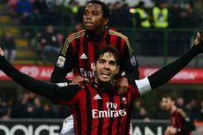 Kaka Pimpin Milan Taklukkan Atalanta 3-0