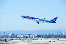 Air Tahiti Nui Pecahkan Rekor Rute Penerbangan Terpanjang Dunia 2020 karena Covid-19