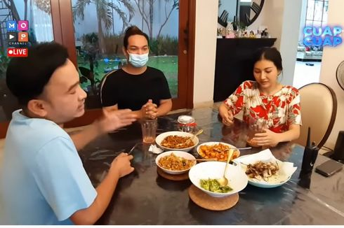 Dava Masterchef Indonesia Jadi Koki Keluarga, Ruben Onsu: Dia Keren Banget