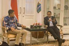 SBY Utus Sekjen Demokrat Temui Anies Baswedan, Ada Apa?