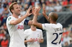 Tottenham Vs Mura, Kata Harry Kane Usai Cetak Hattrick