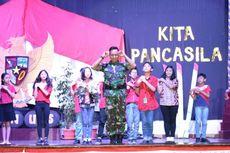 Hari Kesaktian Pancasila, Binus School Undang TNI Masuk Sekolah