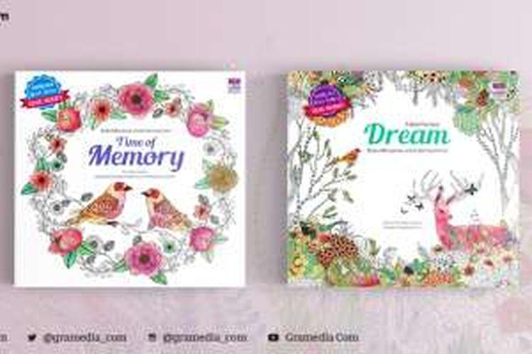 Mewarnai Mimpi Dan Kenangan