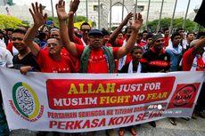 Sultan Johor Dukung Pemerintah Malaysia Tak Terima Kata