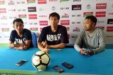 Arema FC Vs Perseru Serui, Milan Petrovic Waspadai Ambisi Tim Tamu