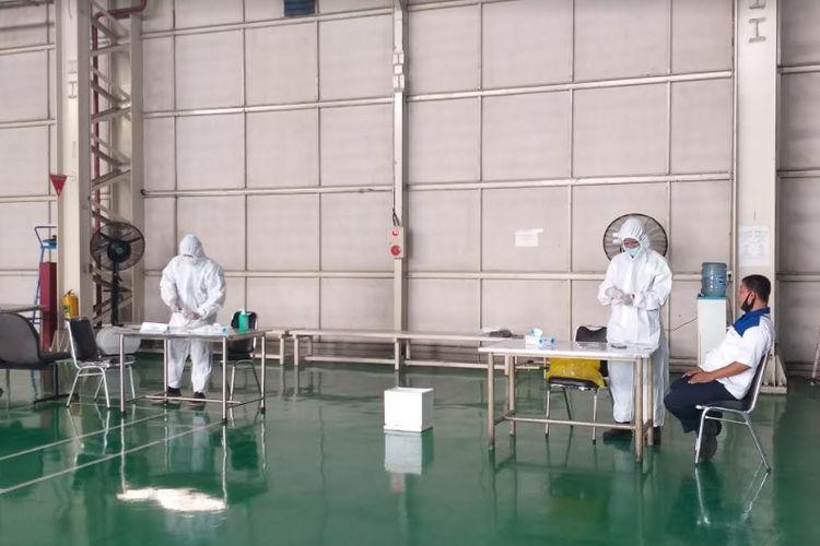 Pabrik Suzuki Tambun I