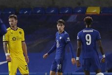 Hasil Piala Liga Inggris - Bukti Kai Havertz Pantas Dibeli Mahal Chelsea