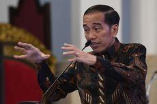 Saat Jokowi Hampir Lupa Sapa Ma'ruf Amin...