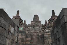 Mulai 13 Februari, Naik Candi Borobudur Hanya Boleh Sampai Lantai 8