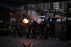 Imbas Unjuk Rasa, Penjualan Ritel dan Pariwisata Hong Kong Anjlok