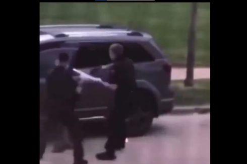 Jacob Blake 7 Kali Ditembak Polisi, Begini Kesaksian Perekam Video