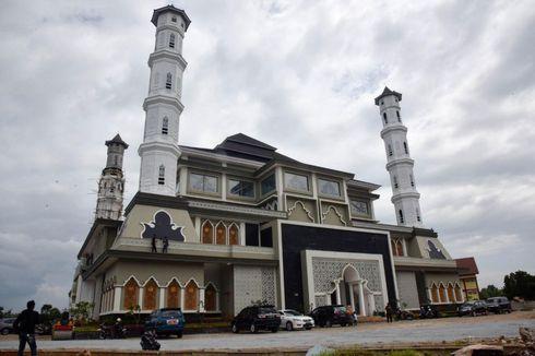 Keunikan Tajug Gede Cilodong Purwakarta, Jendela Tanpa Kaca hingga 9 Beduk dan 9 Muazin