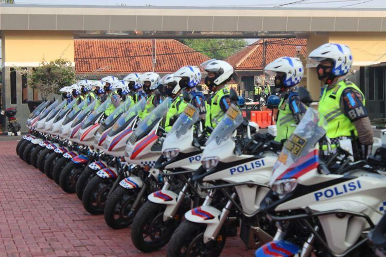 Apel gelar pasukan Operasi Patuh Kalimaya 2020