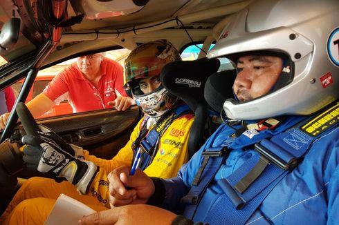Duo Gelael Tampil dalam Ajang Merdeka Sprint Rally 2018