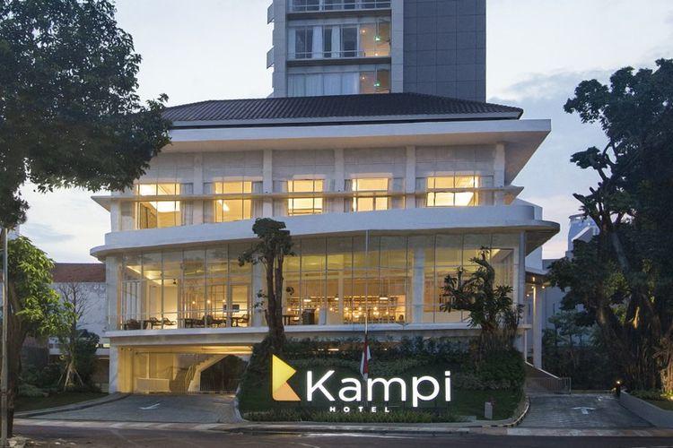 Kampi Hotel di Surabaya.