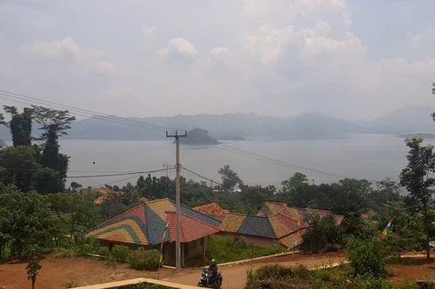 Kota Mati Waduk Jatigede Mulai Tenggelam, Warga Diminta Tinggalkan Wilayah Genangan