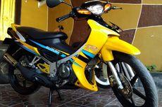 Motor Bebek yang Punya Warna Ini, Harganya Bisa Tembus Rp 150 Juta