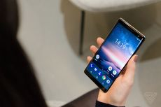 """4 Android Nokia Dapat Upgrade """"Face Unlock"""""""
