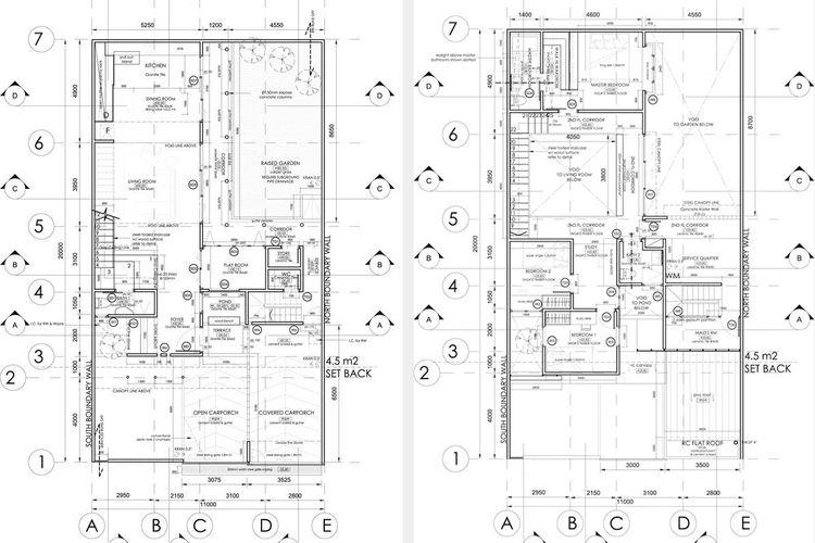 Desain Rumah Minimalis Elegan Karya Erwin Kusuma Halaman All Kompas Com