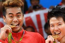 Medali Emas Olimpiade Rio 2016, Puncak Prestasi Tontowi Ahmad