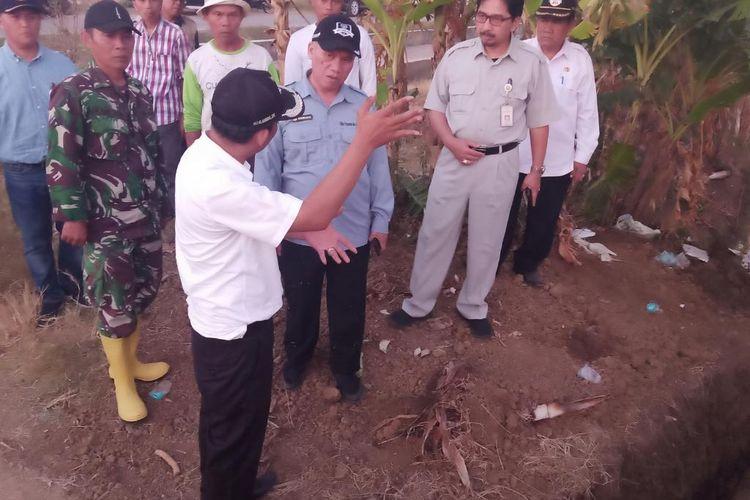 Direktur Jenderal Prasarana dan Sarana Pertanian (PSP) Kementan, Sarwo Edhy mengakui pihaknya terus mendorong petani memanfaatkan segala sumber air untuk atasi kekeringan.